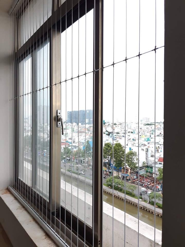 lưới bảo vệ cửa sổ Hòa Phát