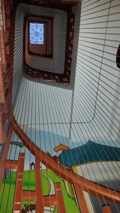 lưới cầu thang Hòa Phát Mẫu 2020